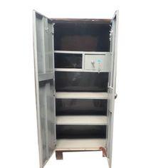 Double Door Stainless Steel Almirah, Height: 76 inch, Rs 6000 /piece | ID: 20038588212