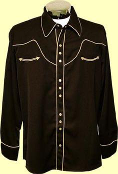 Eli Cash, Western Shirt