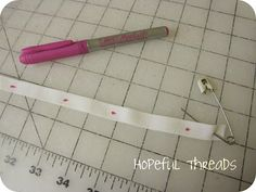 elastic sewing tips