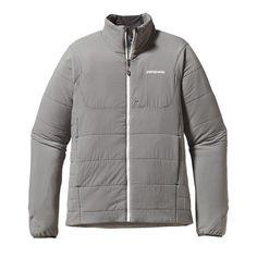 sale @ $174 (vs 249) - Patagonia Men\'s Nano-Air\u00AE Jacket - Feather Grey FEA