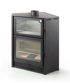 Cocina Calefactora Hergom | Hergom Estufas Hogares Y Chimeneas De Hierro Fundido Para Lena