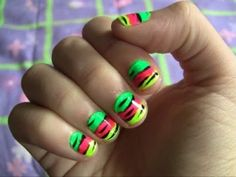 summer nails #nails by emily2001