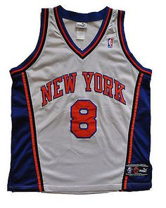 e6a114766 Authentic Latrell Sprewell Authentic Jersey - 44 L