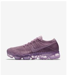 bbc9a9742a40ef Explore and buy the Women s Nike Air VaporMax Flyknit Day to Night  Violet  Dust . Stay a step ahead of the latest sneaker launches and drops.