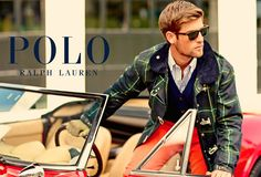 Arnaldo Anaya Lucca photographed Polo Ralph Lauren's Spring 2014 campaign. Capture by Versatile Studios.