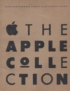 El catálogo de ropa Apple de 1986