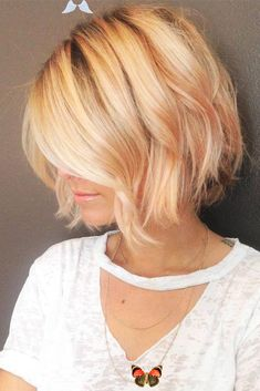 #receding hairline and thin hairstyles  #short hair thin hairstyles  #extremely thin hairstyles  #mens thin hairstyles  #fine thin hairstyles  #medium length thin hairstyles  #medium thin hairstyles 2016  #thin hairstyles for guys<br> Graduated Bob Haircuts, Stacked Bob Hairstyles, Haircuts For Fine Hair, Short Bob Haircuts, Hairstyles Haircuts, Bobs For Fine Hair, Graduated Hair, Layered Haircuts, Fine Hair Cuts