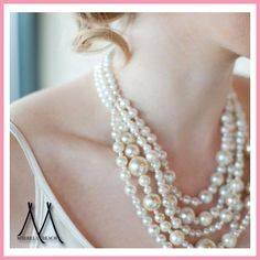 The Most Glamorous Bride I& Ever Seen--Guess Where She Got Her Bridal Accessories Wedding Accessories, Wedding Jewelry, Jewelry Accessories, Fashion Accessories, Wedding Pins, Wedding Cake, Pearl Jewelry, Jewelry Box, Pearl Necklaces
