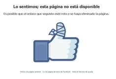 Pantallazo Facebook