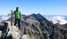 View from the Gerlachovský štít, the highest peak of the Carpathians Tatra Mountains, My Eyes, Nature, Pictures, Travel, Photos, Naturaleza, Viajes, Destinations