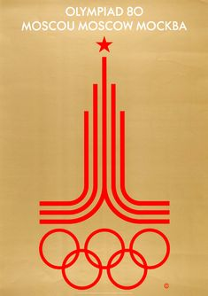 The Best Olympic Poster Design
