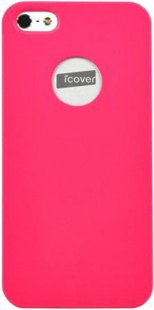 iCover iCover Illuminator для Apple iPhone SE/5/5S  — 490 руб. —  Клип-кейс ICover Illuminator для iPhone 5 – хорошее решение для повседневного использования. Аксессуар изготовлен из поликарбоната – это прочный, практичный, устойчивый к износу материал. Чехол бережет смартфон от пыли и грязи, ударов и толчков, повышает вероятность его выживания при падении. Он легко надевается, сделанные в нем отверстия точно совпадают с кнопками, разъемами и объективами устройства, поэтому владельцу будет…