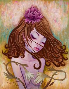 Warmth 11 x 14 inches, Acrylic on Wood. Jeremiah Ketner 2013