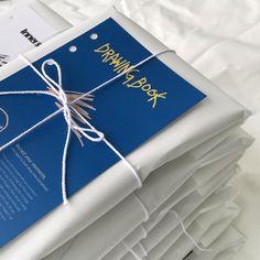 """정고이너사이드 在 Instagram 上发布:""""Blue package🧢💙"""" Craft Packaging, Cute Packaging, Book Cover Design, Book Design, Label Design, Branding Design, Pen Pal Letters, Mood And Tone, Scrapbook Journal"""