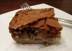 Gluten Free Butter Tart Squares - use this base recipe but with maple butter tart filling (no corn syrup)
