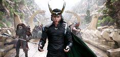 """Loki, """"Thor, Ragnarok"""", 2017"""