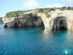 Travelling to the Blue Cave.  Vis, Croatia