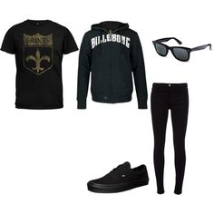 Andy Hurley Inspired Outfit (Post-hiatus).