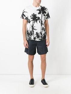 #goldengoose #men #palm #print #top #t-shirt #ggdb #sale #style  www.jofre.eu