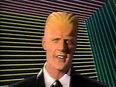 Max Headroom has inspired many imitations and spoofs. Description from en.wikipedia.org. I searched for this on bing.com/images