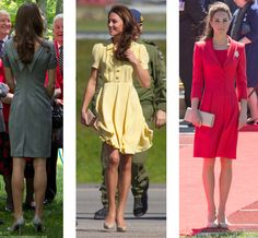 I will be the first to admit the fact that I love Kate Middleton. She is graceful and seems like a wonderful woman! This website is so fun to browse through if you want to get some good ideas on how to dress like Kate!