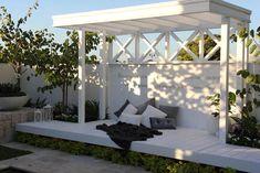 Pool Gazebo, Backyard Pool Landscaping, Backyard Pool Designs, Swimming Pools Backyard, Backyard Pergola, Swimming Pool Designs, Outdoor Areas, Outdoor Rooms, Outdoor Living