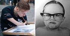 Nací sin brazos pero aún así cumplo mi sueño de hacer dibujos realistas | Bored Panda