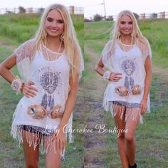 """https://instagram.com/ladycherokeeboutique    I Knew You Were Trouble  CREAM MESH PONCHO WITH SLIGHT SEQUIN DETAIL ✨One Size Fits Most✨ Price: $26.00, FREE SHIPPING Qty: 6 Please comment """"Sold"""", State, and quantity needed, as well as your email to purchase. Also, you must let us know what state you live in, before we can invoice you! Please note : Invoices are cancelled after 24 hours!!"""