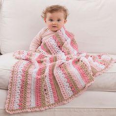 Be My Baby Blanket - Free Pattern