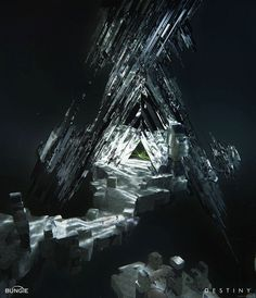 ArtStation - Destiny: Vault of Glass, Jesse van Dijk