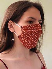 Masques | Cisaline Bandeau, Women, Fashion, Mask Making, Hat, Fabric, Jewerly, Moda, Fashion Styles