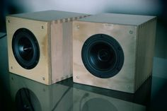 Audiophile Single Driver Reference Speakers by UniqueHighFidelity