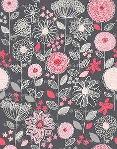 fabric on spoonflower