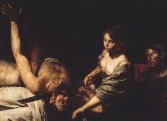 Valentin de Boulogne, Judith et Holopherne, vers 1627-1629 | Musée du Louvre | Paris