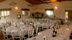 Dove Barn Wedding Venue - a new wedding and party venue Party Venues, Barn Wedding Venue, Wedding Gallery, Table Settings, Reception, Table Decorations, Home Decor, Decoration Home, Room Decor