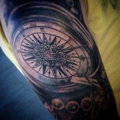 Tattoo by: Johnny Smith www.johnnysmithart.bigcartel.com