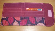 Ce porte-cartes est simple à réaliser, il vous demandera entre une heure et une heure et demie. Les mesures sont données coutures de 0,5cm comprises. Il faut : Dans le tissu extérieur 24X15cm, 24X7cm, 15X7cm Dans le tissu intérieur 24X15cm, 4 rectangles...