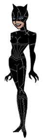 Mulher Gato - Galeria de Personagens de Desenhos Animados - GPDesenhos.com.br