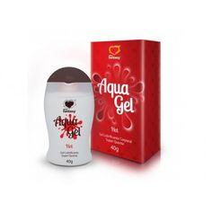 AquaGel Lubrificante Hot 40g - AquaGel Lubrificante Hot 40gO lubrificante aquagel é ideal para sua relação, pois possui um delicioso e marcante sabor, além de umalubrificação semelhante a lubrificação natural, ele não mela a pele.