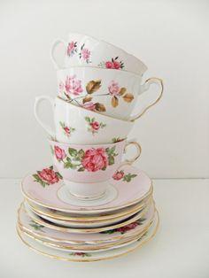 Tea cups<3