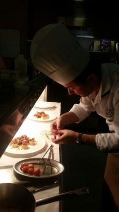 Chef Thomas Faudry #UvaRestaurant #hotelthevine