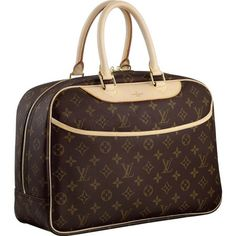 Pin Favor Out,Louis Vuitton Monogram Canvas Trouville M42228 Agp-275