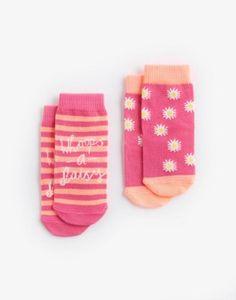 BABYNEATFTG Twin Pack Character Socks