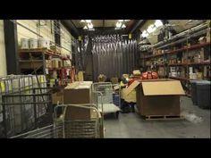 Amundsen-Scott South Pole Station Antarctica Tour - YouTube