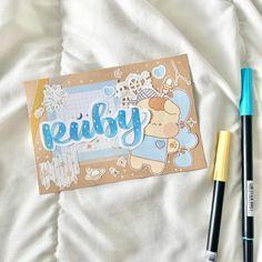 Pen Pal Letters, Cute Letters, Aesthetic Letters, Snail Mail Pen Pals, Paper Art, Paper Crafts, Envelope Art, Scrapbook Journal, Happy Mail