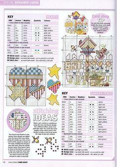 Gallery.ru / Фото #10 - Cross Stitch Card Shop 25 - WhiteAngel