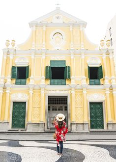19 Things To Do In Macau In One Weekend | A Taste of Koko Francis Xavier, St Francis, Macau Travel, Asia Travel, Hongkong Outfit, Vietnam, Stuff To Do, Things To Do, Saint Dominic