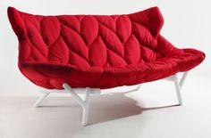 Foliage sofa by Patricia Urquiola for Kartell
