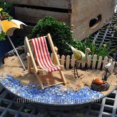 miniature garden example. \