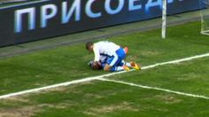 Oleh Gusev: How Dynamo Kiev player's life was saved - Article From BBC Website - http://footballfeeder.co.uk/news/oleh-gusev-how-dynamo-kiev-players-life-was-saved-article-from-bbc-website/